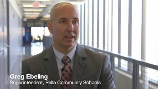 Pella: Safe, Modern Facilities and Improved Learning Opportunities