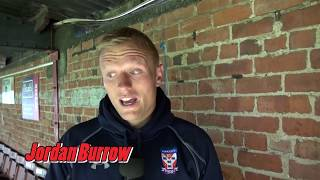 Jordan Burrow interview