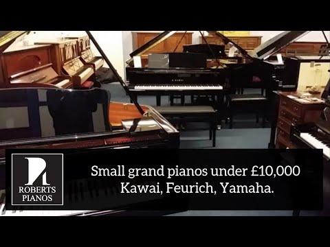 Small Grand Pianos Under 10 000 Kawai Feurich Yamaha