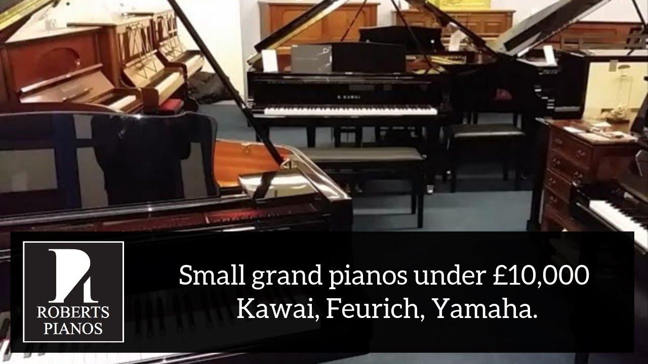 Kawai Pianos Information | Roberts Pianos - Oxford
