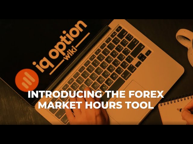 Forex Market Hours Trading Tool - Discover the best time to trade.