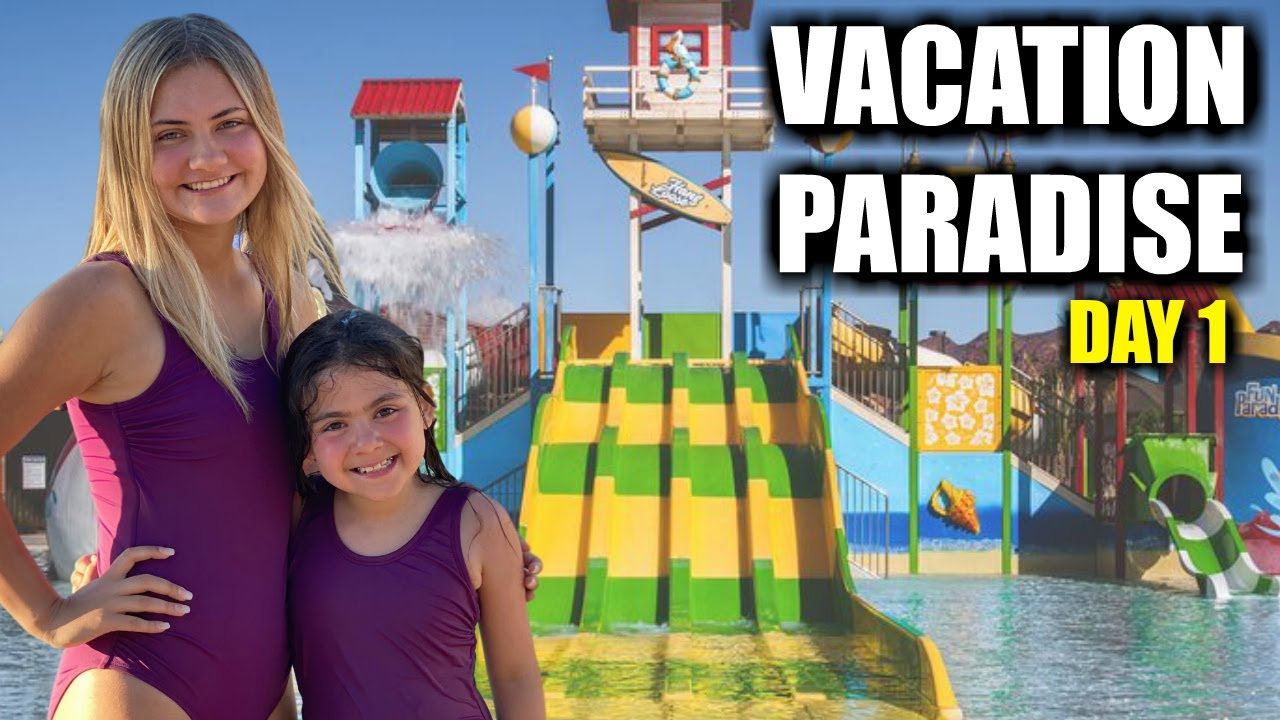 We Finally Arrived to Our Vacation Home | Our Summer Vacation Paradise for our Large Family