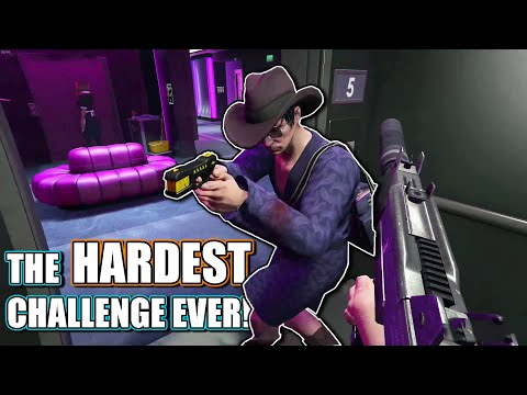The Most Craziest Yet Possible Challenge | GTA Online The Diamond Casino Heist Silent And Sneaky
