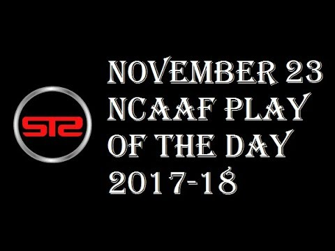 Week 13 - November 22, 2017 - College Football Pick of The Day - Today NCAAF Picks ATS Tonight