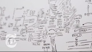 How to Draw a Phish Song | The New York Times