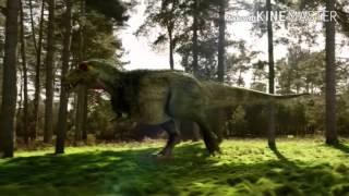 Tyrannosaurus (t-rex)