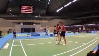 Lok Yan Poon・Ying Suet Tse(HKG) vs Anna Rankin・Madeleine Stapleton(NZL)