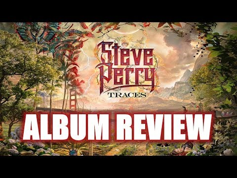 "Steve Perry Faithfully Delivers ""Traces"", New Album Review"