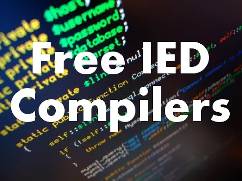 Top 4 Best Free IDE's Programming Compilers C C# Javascript Java Python and more