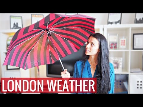 How to Deal With Weather While Visiting London