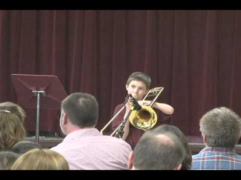 2016 Maine State Middle School Jazz Festival