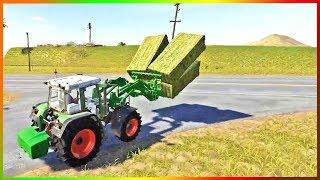 FARMING SIMULATOR 19 - DOSTAWA JEDZONKA!