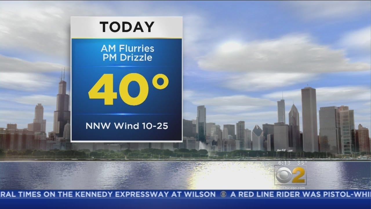 CBS 2 Weather Watch (6AM, March 12, 2018)