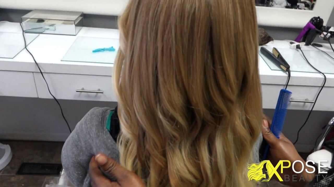 Easiweft Hair Extensions Youtube