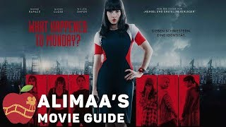 Alimaa's Movie Guide - What Happened to Monday (2017)