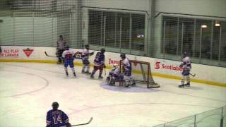 north york rangers vs toronto jr canadiens game 5