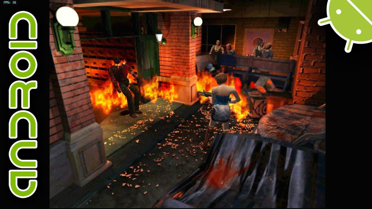 Resident Evil 3: Nemesis - Dolphin Emulator Wiki