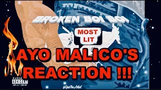 REACTING TO FTC - Broken Boi Boi (Prod. By Young Mooski) !!! IS IT HIS BEST HEAT ?!?