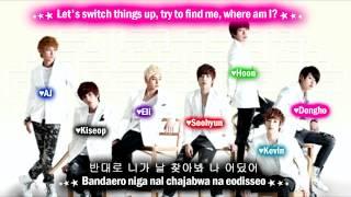 ukiss amazing eng sub with lyrics on screen http://www.facebook.com...