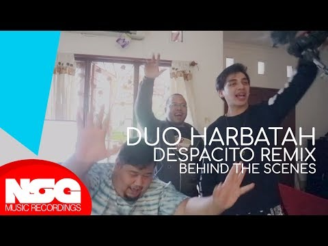 Despacito Remix with Duo Harbatah (Behind The Scenes)