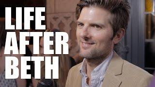 Adam Scott Interview - Life After Beth - Sundance Next Fest