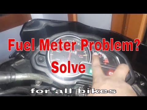 how to repair fuel meter || how to repair fuel meter  in bike thumbnail