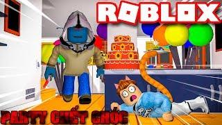 Roblox   BUỔI PARTY ĐẦY CHẾT CHÓC Ở NHÀ BẠN TŨN - 🎈 House Party 🎉   KiA Phạm