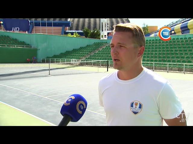 Турниры по теннису в Минске. Royal Cup Open открывает новые категории.