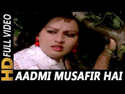 Aadmi Musafir Hai Aata Hai Jata Hai   Lata Mangeshkar, Mohammed Rafi   Apnapan 1977 Songs