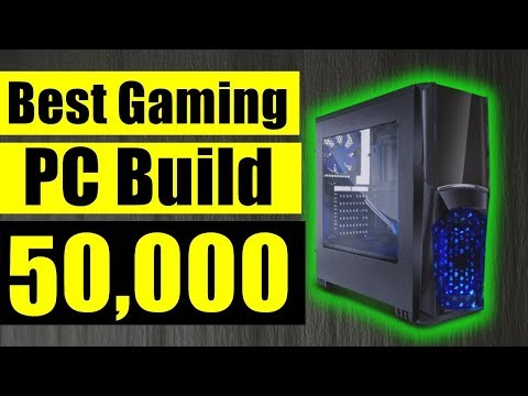 Best Gaming Pc Build Under 50000 50 000 Rupees Pc Build Hai Nổi