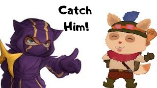 Professor iPaf's How to. Teemo vs [Kennen Match] v9.1