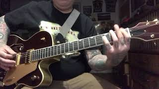Demented Are Go - Rubber Buccaneer - (Guitar Cover)