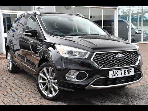 Ford Kuga Vignale >> Used Ford Kuga Vignale 2 0 Tdci 180 5dr Auto Shadow Black 2017