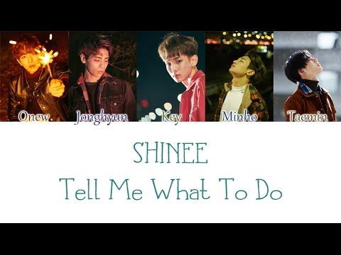 Shinee - Get it (Eng Subs) Lyrics - music playlist