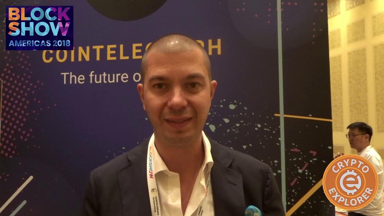 Download R4 Monitoring, Blockchain for Waste Management @ BlockShow Americas 2018
