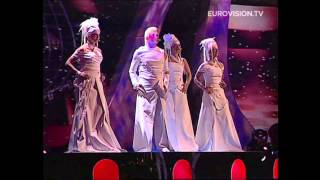 Download Video Jonatan Cerrada - A Chaque Pas (France) 2004 Eurovision Song Contest MP3 3GP MP4
