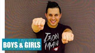BOYS AND GIRLS - will.i.am ft Pia Mia Dance Choreography | Jayden Rodrigues JROD