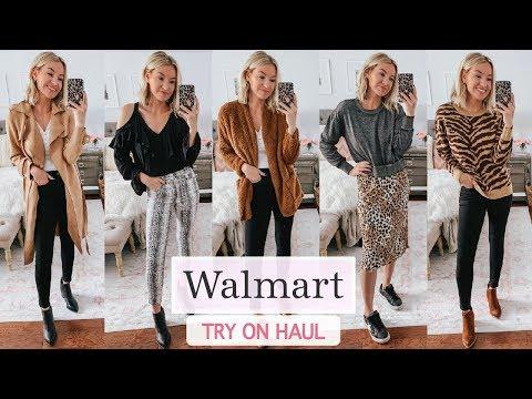 Walmart Outfits 2019 | Fall 2019 Walmart Try On Haul