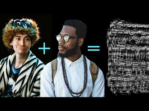 C Blues Jam  E X P L A I N E D: Jacob Collier And Cory Henry Go Crazy
