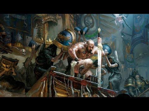 Exploring Warhammer 40k: Creating a Space Marine |