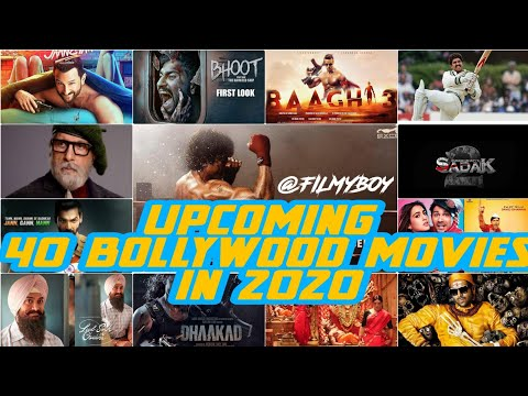 Upcoming Bollywood Movies In 2020|Top 40 Movies In 2020||Filmyboy