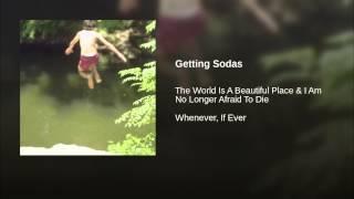 Getting Sodas
