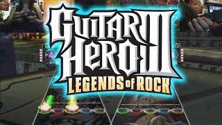 Guitar Hero 3: Welcome To The Jungle (Live Ps3 Gameplay)