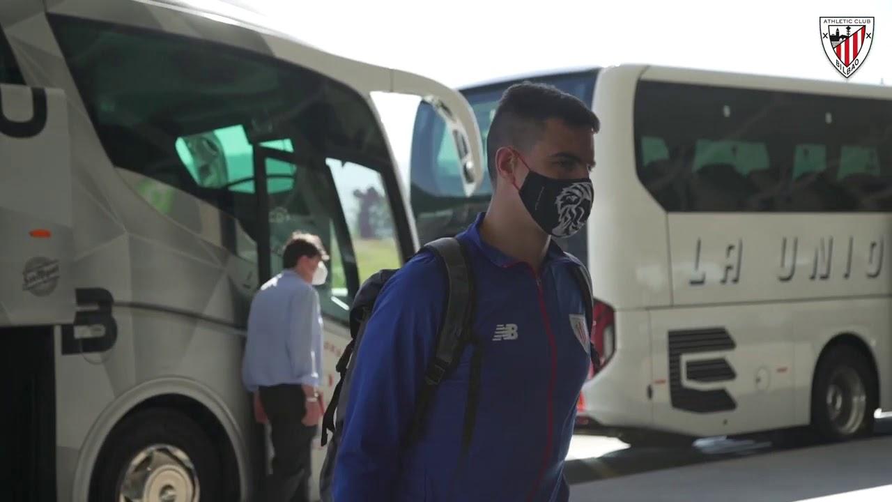 F.C Barcelona vs ATHLETIC CLUB / INSIDE / 23-06-2020 - YouTube