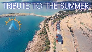 Camp Klenovica | Tribute To The Summer 2018 | Visit Croatia | Hrvatska | 4K