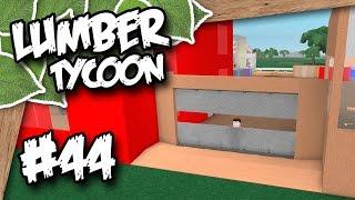 Lumber Tycoon 2 #44 - MAKING TRUCK GATES (Roblox Lumber Tycoon)