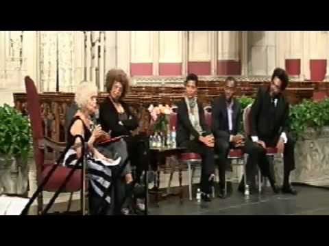 End Mass Incarceration Event 09/14/12, Riverside Church, NYC