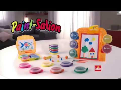 goliath paint sation portable palette 1