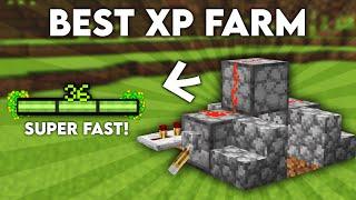 BEST 1.17 XP FĄRM TUTORIAL in Minecraft (MCPE/Xbox/PS4/Nintendo Switch/PC)