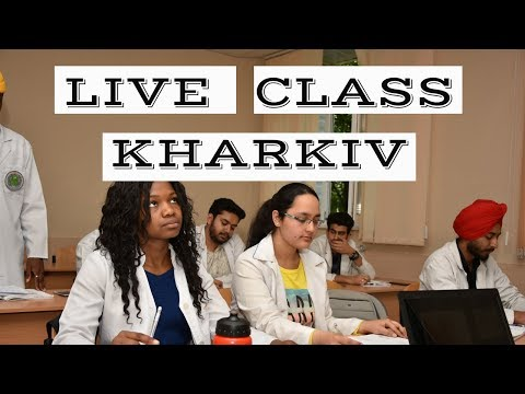 Live Class Kharkiv National Medical University